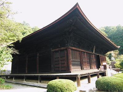 大善寺薬師堂 (2)