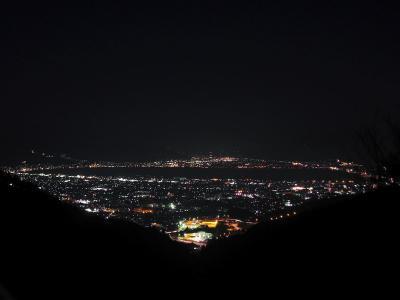 塩尻峠展望台 (2)