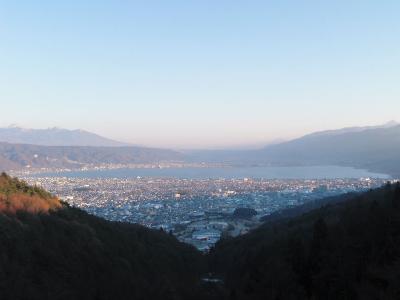 塩尻峠展望台