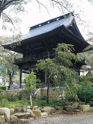 景徳寺山門