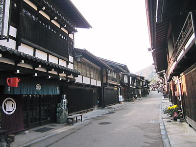 奈良井宿 (2)