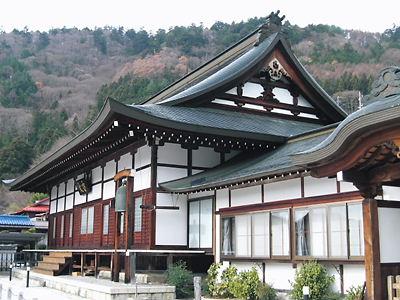 福禅寺本堂