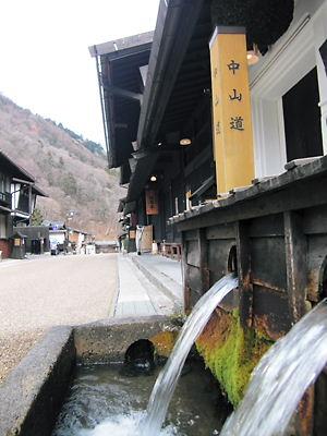 木曽福島宿 (3)
