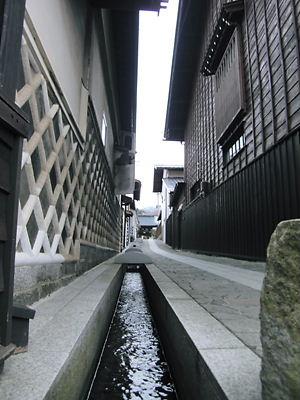 木曽福島宿 (2)