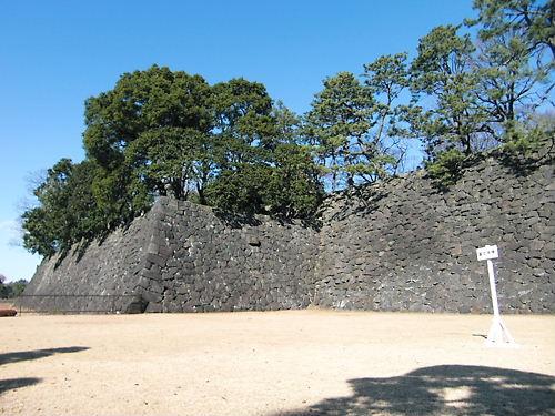 富士見櫓付近