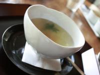 食後の柚子茶