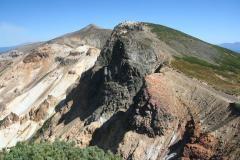上ホロカメトック山