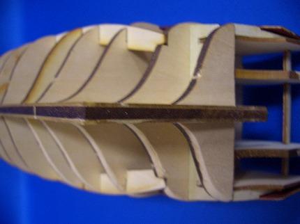 フレームの削り加工3