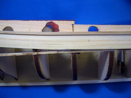 外板材の接着1-9