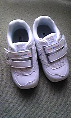 1129新しい靴1