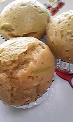 蒸しパン2