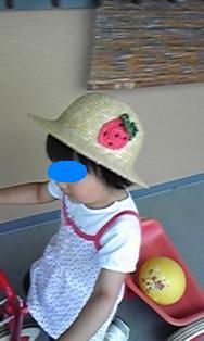 090614麦藁帽子