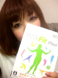 Wii Fit+ ゲット^w^