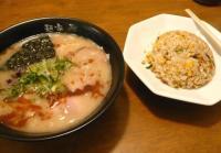 麺屋-じょーだん-黒セット