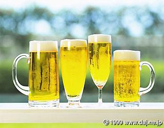 ビール。。。。。。。。。。。。。。。