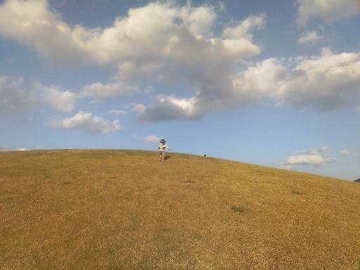 西鞍の丘公園・小さな丘