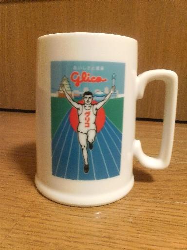 幼稚園バザー・グリコのカップ