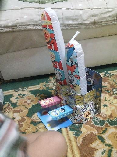 アンパンマン・ジャンプ風船3