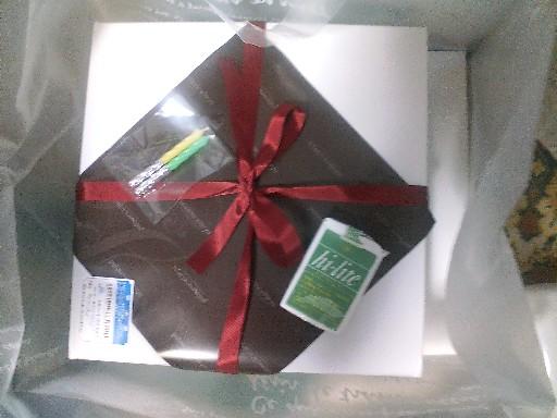 09あっちゃんの誕生日ケーキの箱