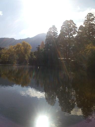 金鱗湖・・・2