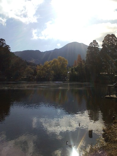 金鱗湖・・・3