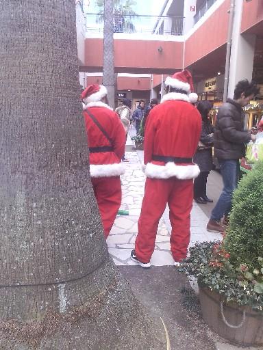 マリノアシティーのクリスマス09⑤