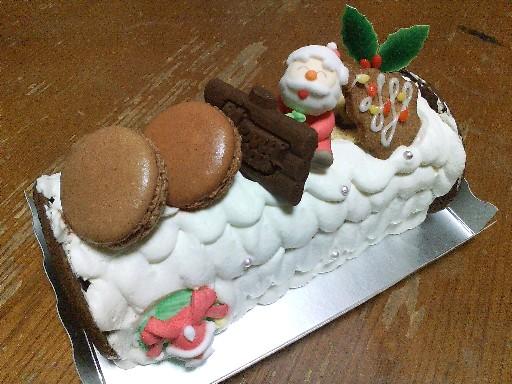 クリスマスケーキ09