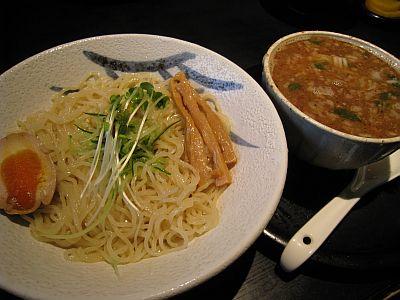 季節のつけ麺
