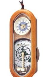 魔女宅時計