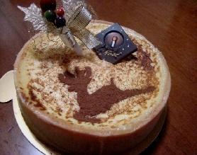 2008年クリスマスケーキ