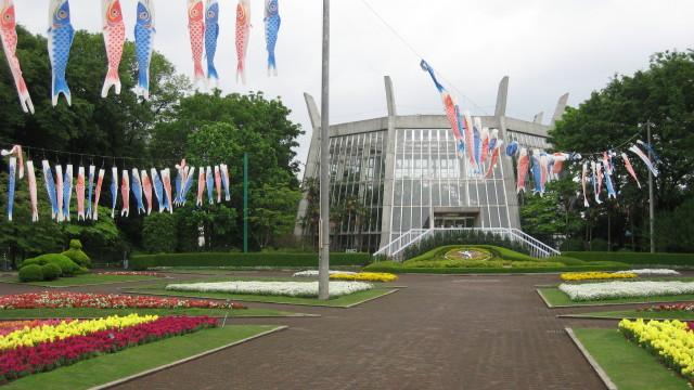 グリーンセンター 温室