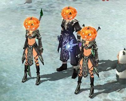 暗黒かぼちゃ団