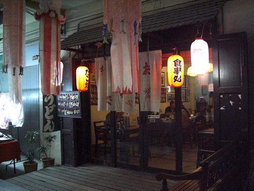 チェンライの日本食