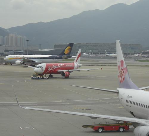Hong-Kong air asia