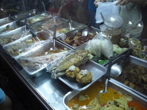 1-Laos food 1