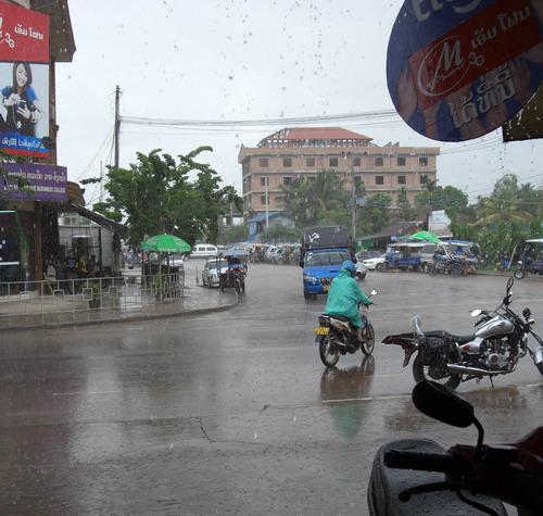 1-Rain in Laos
