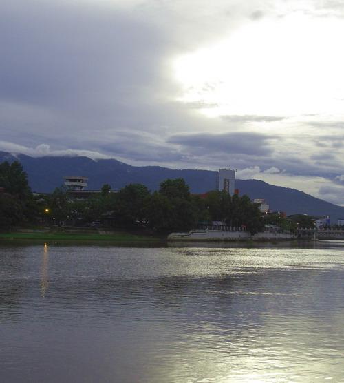1-Pin river