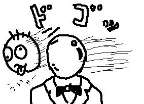 パス抜きのマンガ3