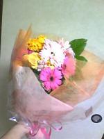 最終日お花