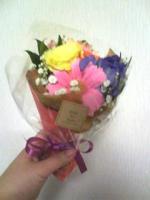 送別会お花