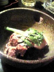 ブタの角煮