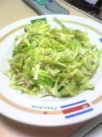 シーチキンサラダ