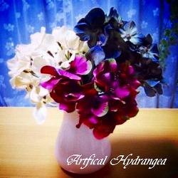 Artfical Hydrangea