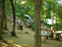 森林公園 わんぱく広場「冒険」コース
