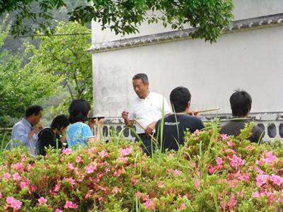 篠笛教室04