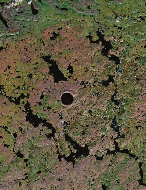 how to get to pingualuit crater