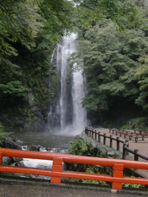 7月2日滝