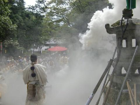 7月7日大護摩3
