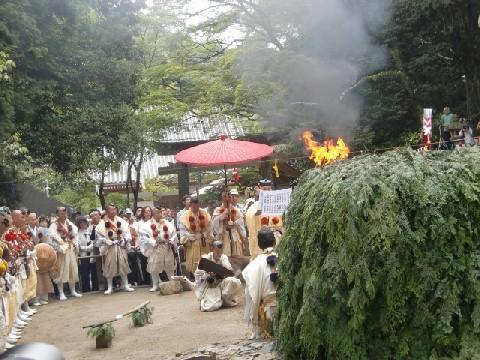 7月7日大護摩2