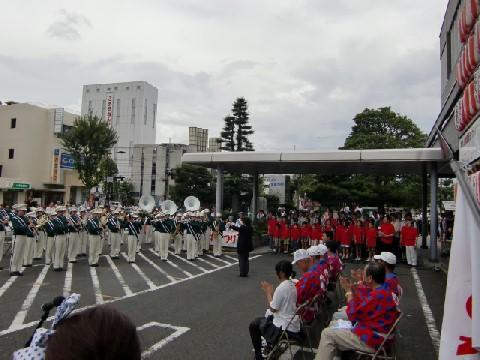 7月26日箕面祭り開会